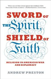 Book Cover for SWORD OF THE SPIRIT, SHIELD OF FAITH