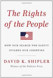 Cover art for THE RIGHTS OF THE PEOPLE