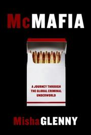 Cover art for McMAFIA