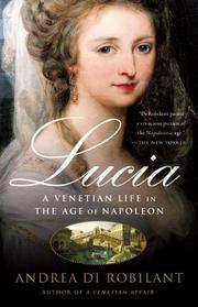 LUCIA by Andrea di Robilant