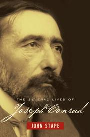 Cover art for THE SEVERAL LIVES OF JOSEPH CONRAD