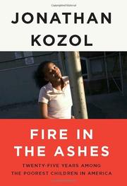 Cover art for FIRE IN THE ASHES