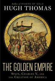 Cover art for THE GOLDEN EMPIRE
