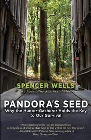 Book Cover for PANDORA'S SEED