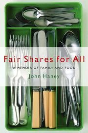 FAIR SHARES FOR ALL by John Haney