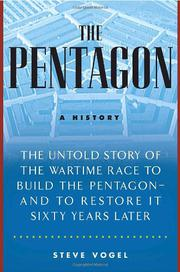 THE PENTAGON by Steve Vogel