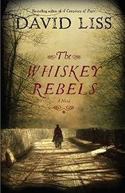 Cover art for THE WHISKEY REBELS