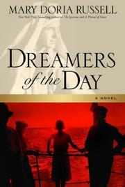 Cover art for DREAMERS OF THE DAY