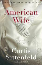 Cover art for AMERICAN WIFE