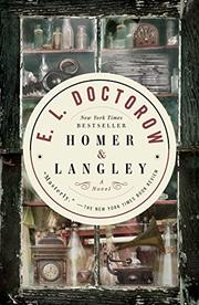 Cover art for HOMER & LANGLEY