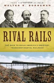 Book Cover for RIVAL RAILS