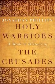 Cover art for HOLY WARRIORS