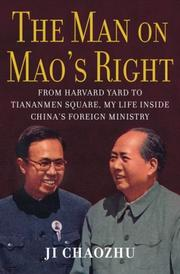 Book Cover for THE MAN ON MAO'S RIGHT