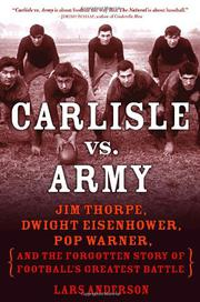 CARLISLE VS. ARMY by Lars Anderson