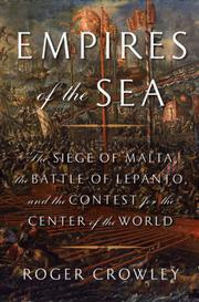 Cover art for EMPIRES OF THE SEA