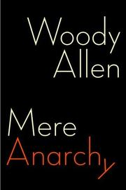 Cover art for MERE ANARCHY