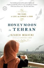Cover art for HONEYMOON IN TEHRAN