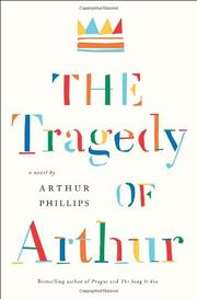 Cover art for THE TRAGEDY OF ARTHUR