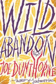 Book Cover for WILD ABANDON