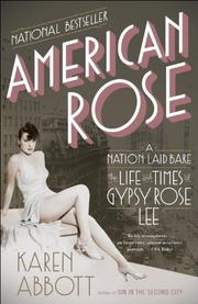 Book Cover for AMERICAN ROSE