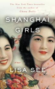 Cover art for SHANGHAI GIRLS