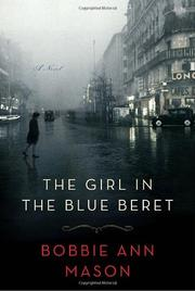Cover art for THE GIRL IN THE BLUE BERET