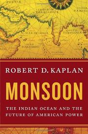Book Cover for MONSOON