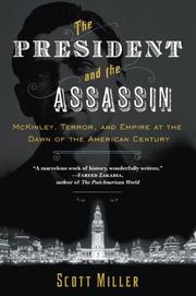 Cover art for THE PRESIDENT AND THE ASSASSIN