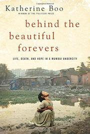 Book Cover for BEHIND THE BEAUTIFUL FOREVERS