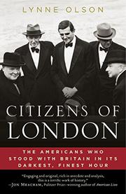 Cover art for CITIZENS OF LONDON