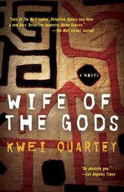 Cover art for WIFE OF THE GODS