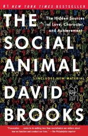 Book Cover for THE SOCIAL ANIMAL