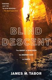 Cover art for BLIND DESCENT