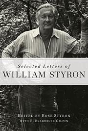 Cover art for SELECTED LETTERS OF WILLIAM STYRON