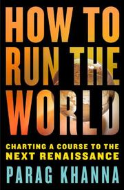 Cover art for HOW TO RUN THE WORLD