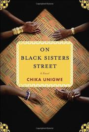 Cover art for ON BLACK SISTERS STREET