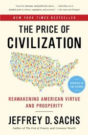 Cover art for THE PRICE OF CIVILIZATION