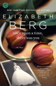 Book Cover for ONCE UPON A TIME, THERE WAS YOU