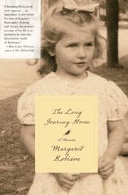 THE LONG JOURNEY HOME by Margaret Robison
