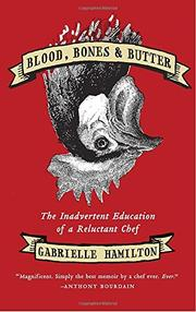 Cover art for BLOOD, BONES, AND BUTTER