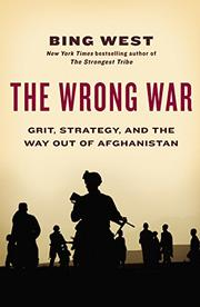 Book Cover for THE WRONG WAR