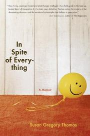 Book Cover for IN SPITE OF EVERYTHING