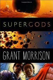 Cover art for SUPERGODS