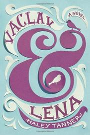 Book Cover for VACLAV & LENA