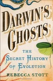 Cover art for DARWIN'S GHOSTS