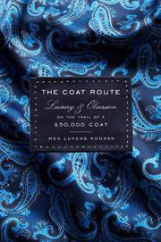 THE COAT ROUTE by Meg Lukens Noonan