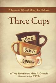 Book Cover for THREE CUPS