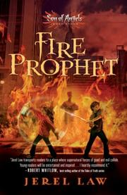 Book Cover for FIRE PROPHET