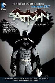 THE CITY OF OWLS by Scott Snyder
