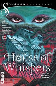 HOUSE OF WHISPERS VOL. 1 by Nalo Hopkinson